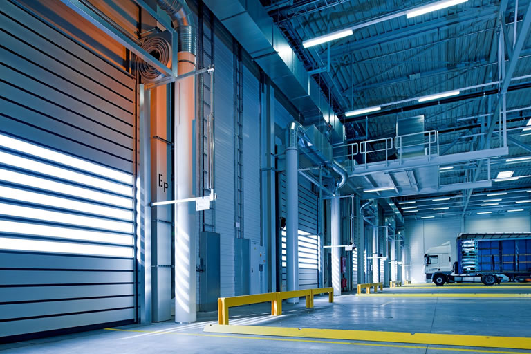 Warehouse Fire Protection