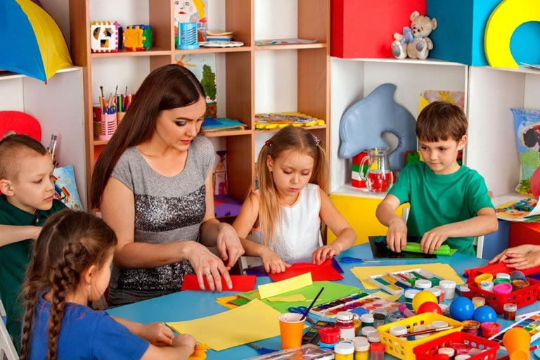 daycare center fire protection elevated technical design
